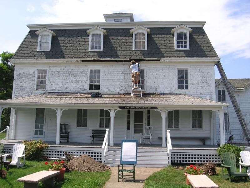 Block Island Historical Society House Tour