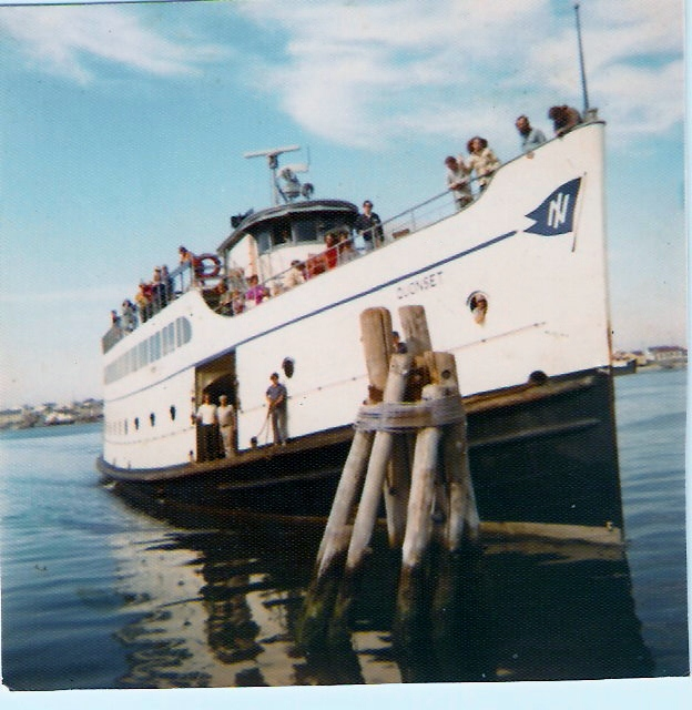 Quonset Point Ferry To Block Island
