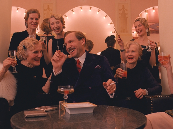Movie Review The Grand Budapest Hotel Block Island Times