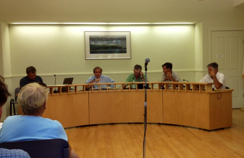 Town Council debates housing and moped issues   Block Island Times