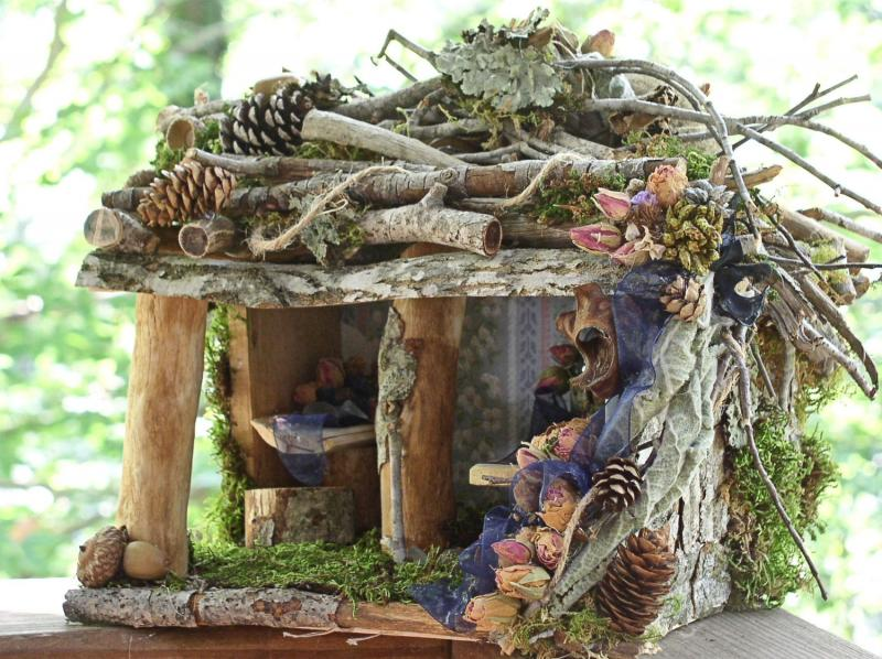 fairy houses block island times. Black Bedroom Furniture Sets. Home Design Ideas