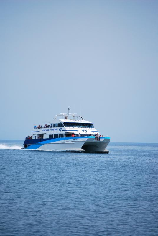 Judith Block Island Ferry