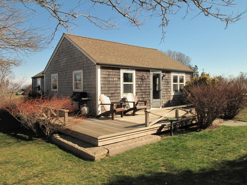 New rental listing the cottage block island times for Block island cottage