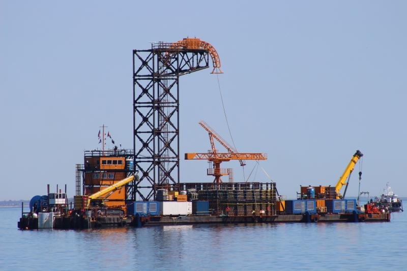 Deepwater Wind Cable Installation Begins Block Island Times