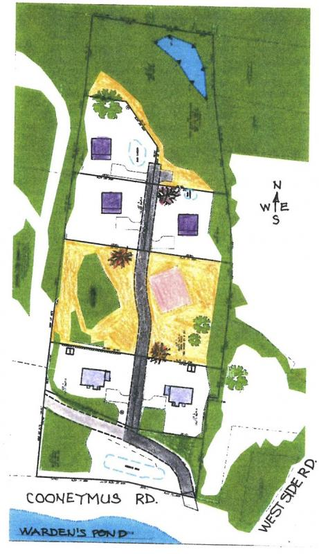 Housing Board\'s new subdivision layout | Block Island Times