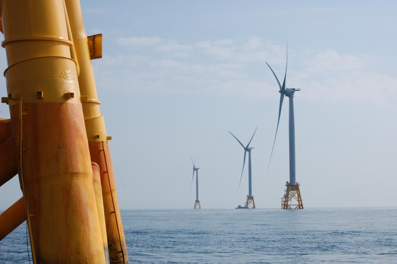 Avangrid wins auction to develop offshore North Carolina wind farm