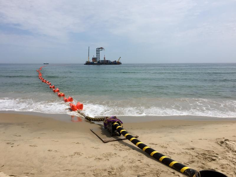 Post-installation cable survey begins | Block Island Times