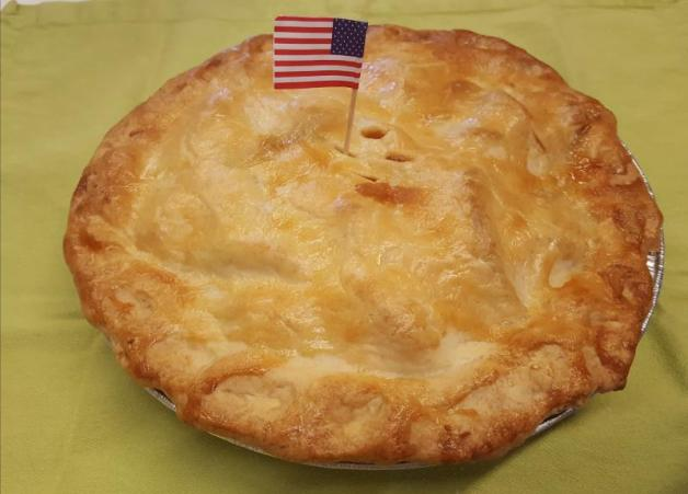 Pie, Fourth of July